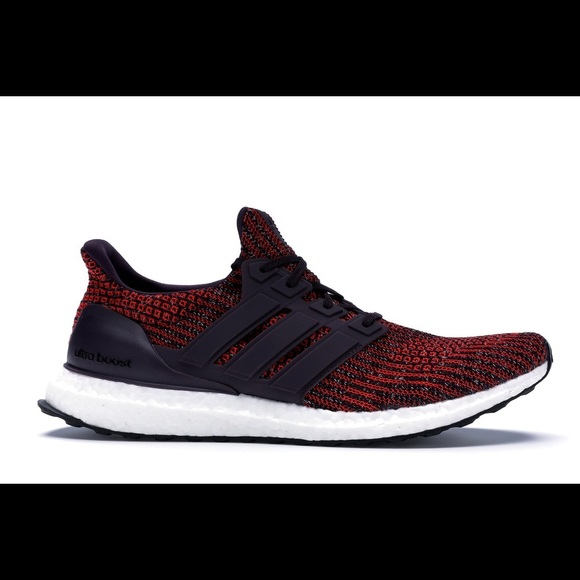 Adidas Ultra Boost 4 Noble Red Cp9248